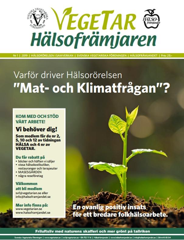 svenska vegetariska föreningen